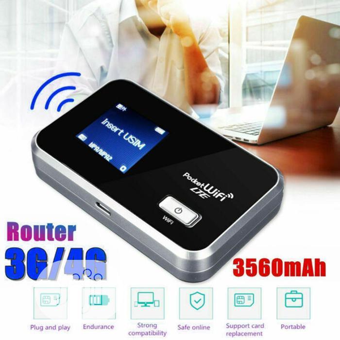 Huawei 3g/4g LTE Mobile Wi-Fi Hotspot