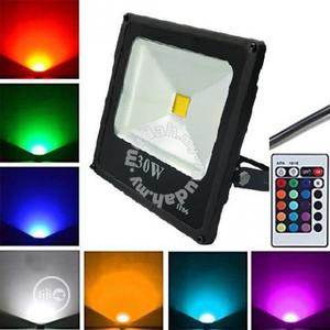 LED Multi Coloured Floodlight   Home Accessories for sale in Lagos State, Ikeja