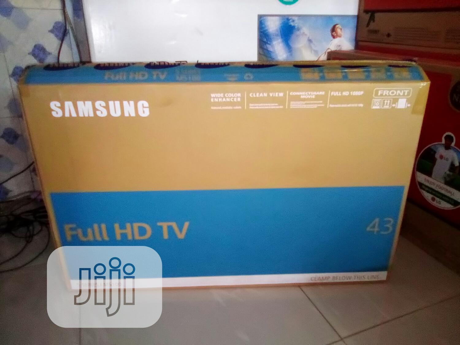 Samsung 43 Inches Smart 4k Television