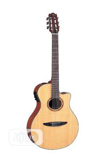 Yamaha Accoustic Guitar | Musical Instruments & Gear for sale in Lagos State, Ojo