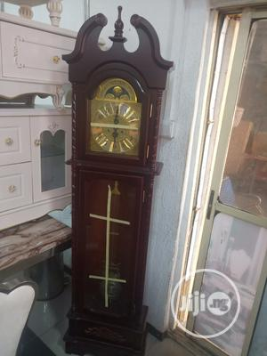 Imported Quality Medium Size Grandfather's Standing Clock   Home Accessories for sale in Lagos State, Victoria Island