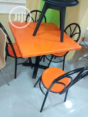 High Quality Executive Standard Square Table With Chairs | Furniture for sale in Lagos State