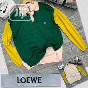 LOEWE Long Sleeve Polo Shirts   Clothing for sale in Lagos State, Lagos Island
