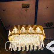 Quality Guaranteed LED Crystal Chandeliers Light | Home Accessories for sale in Lagos State, Ojo