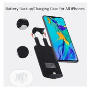 5000mah Powerbank Back Case For All iPhone Models | Accessories for Mobile Phones & Tablets for sale in Lagos State, Ikeja