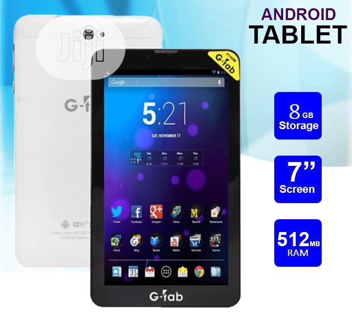 """G-Tab 7"""" Android Tablet for Kids (P7072) 