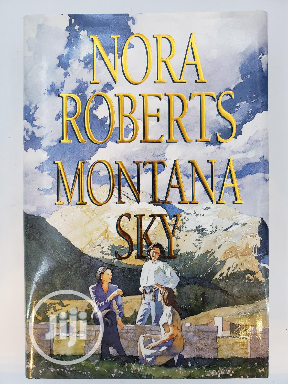 Montana Sky - Novel By Nora Robert