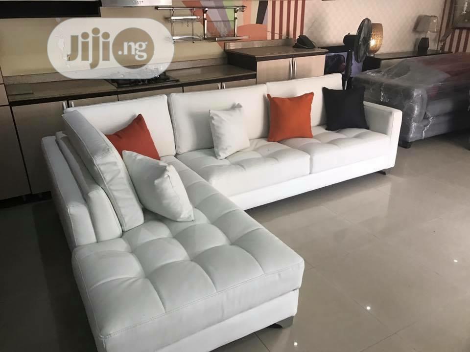 Quality Sofa L_ Shape Without A Single
