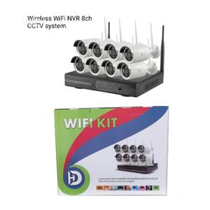 8CH Wireless Wifi CCTV Camera Kit + 1TB HDD | Security & Surveillance for sale in Lagos State, Yaba