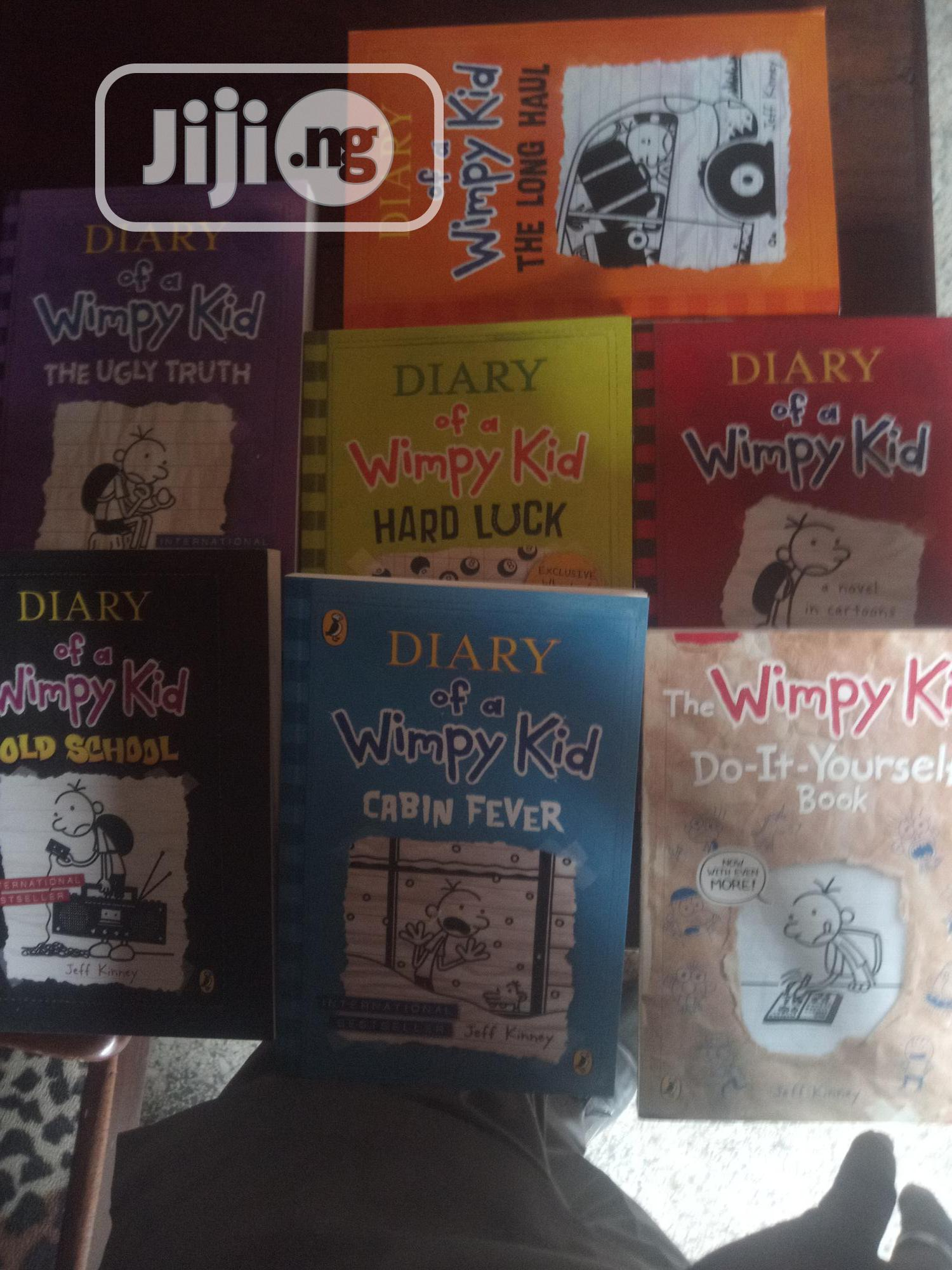 Diary Of A Wimpy
