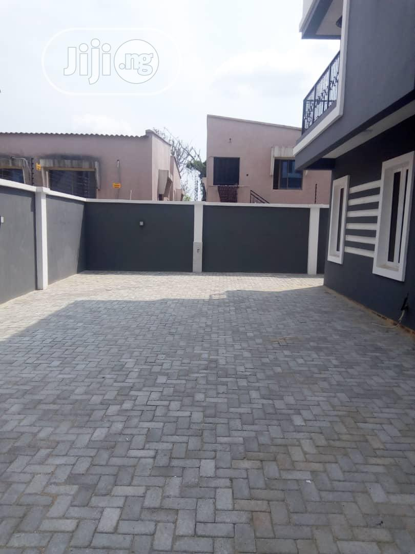Super Clean 4 Bedroom Terace Duplex in Okeafa Lagos for Sale | Houses & Apartments For Sale for sale in Oshodi, Lagos State, Nigeria