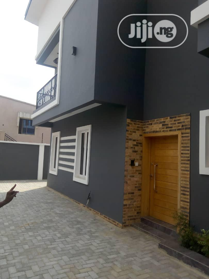 Super Clean 4 Bedroom Terace Duplex in Okeafa Lagos for Sale