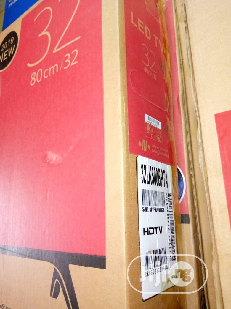 LG 32inchs LED With Good Quality Sharp Products.. | TV & DVD Equipment for sale in Ikeja, Lagos State, Nigeria