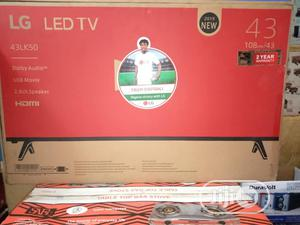 """LG Led TV 43"""" With Good Quality Products   TV & DVD Equipment for sale in Lagos State, Ikeja"""