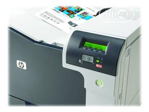 HP Colour Laserjet PRO Cp5225n Printer A3   Printers & Scanners for sale in Lagos State, Ikeja