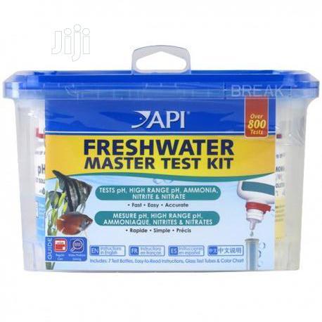 Freshwater Master Test Kit 800-test