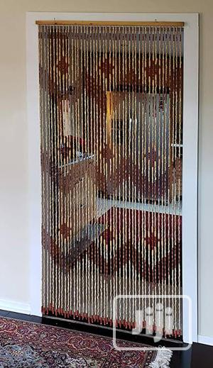 Beaded Wooden Curtain | Home Accessories for sale in Lagos State, Lagos Island (Eko)