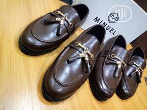 Coffee Brown Tassel Loafers | Shoes for sale in Lagos State, Mushin