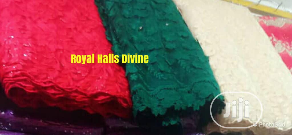 Sample Petals Lace | Clothing for sale in Ojo, Lagos State, Nigeria