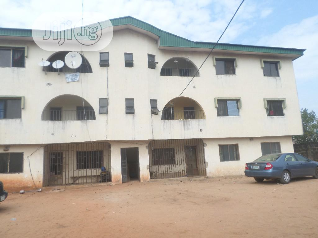 Now Selling in Asaba a 2storey of 3bedrm.