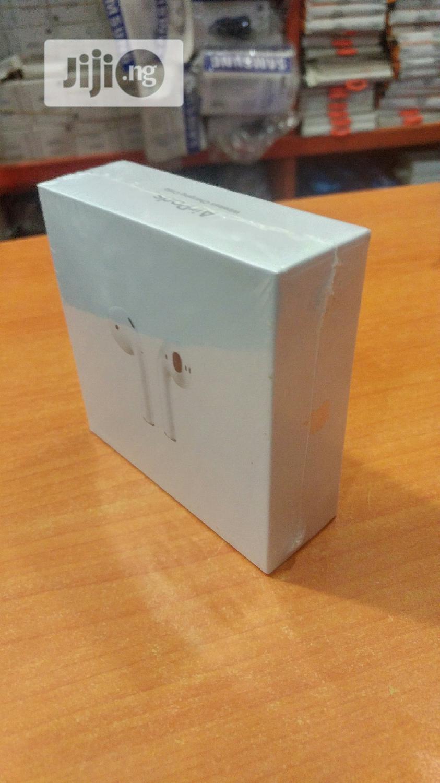 Apple Airpod 2 Wireless | Headphones for sale in Ikeja, Lagos State, Nigeria