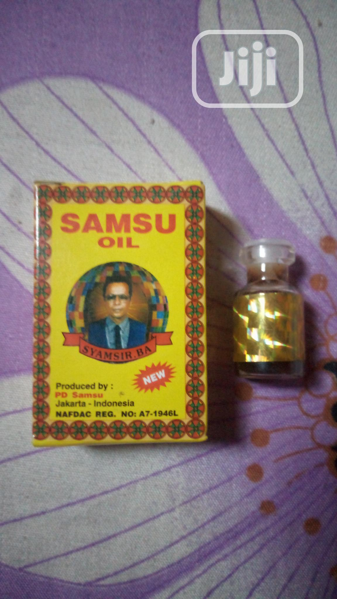 Original Samsu Oil