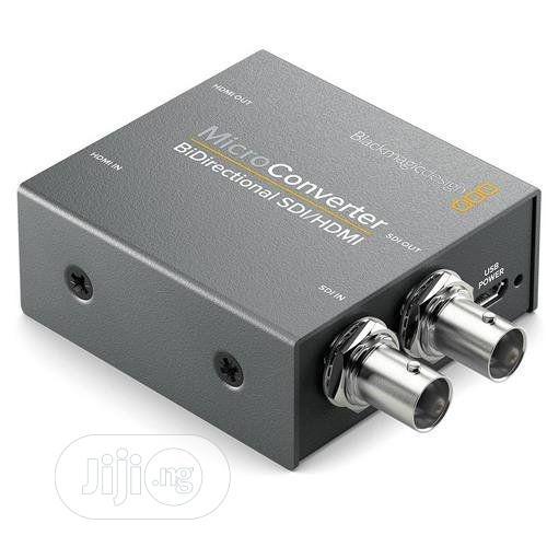 Archive: Black Magic Sdi To Hdmi Micro Converter Bidirectional Sdi/Hdmi Small