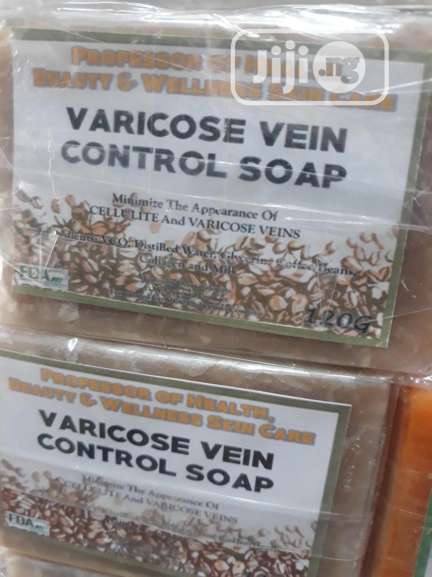 Varicose Veins Control Soap