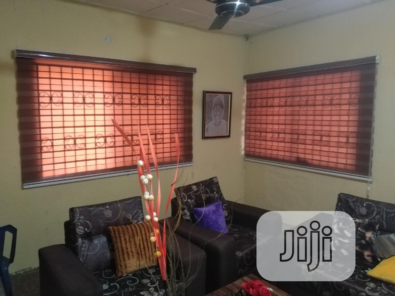 Window Blinds Day and Night | Home Accessories for sale in Surulere, Lagos State, Nigeria