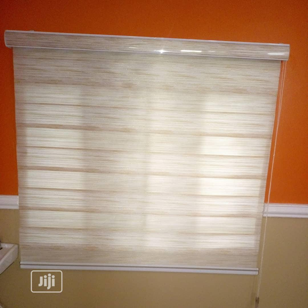 Window Blinds Day And Night