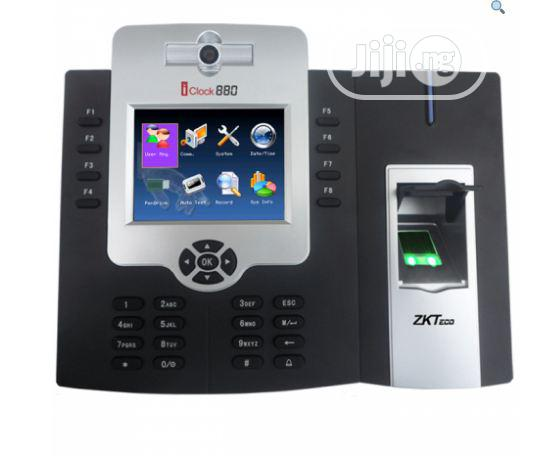 Zkteco Iclock 880 Access Control and Time Attendance Reader