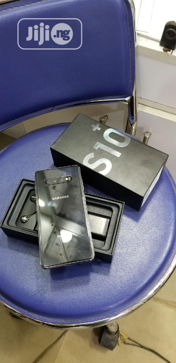 Samsung Galaxy S10 Plus 128 GB Black | Mobile Phones for sale in Onitsha, Anambra State, Nigeria