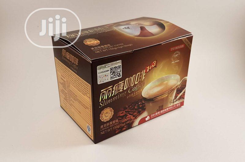 Lishou Instant Slimming Coffee
