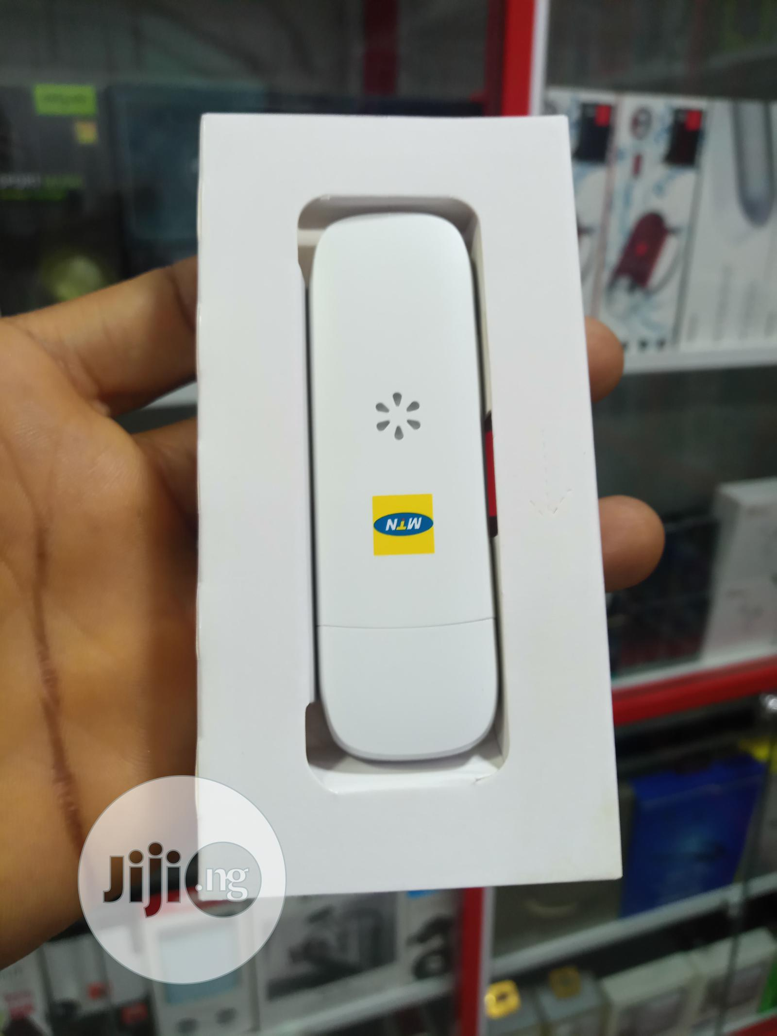 MTN Zte LTE USB Modem Mf831   Networking Products for sale in Ikeja, Lagos State, Nigeria