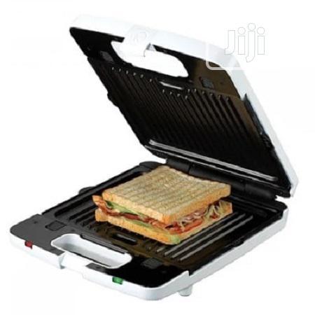 Kenwood Sandwich Maker Grill - 4 Face