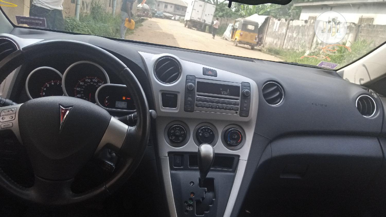 Pontiac Vibe 2009 1.8L Black | Cars for sale in Ojodu, Lagos State, Nigeria