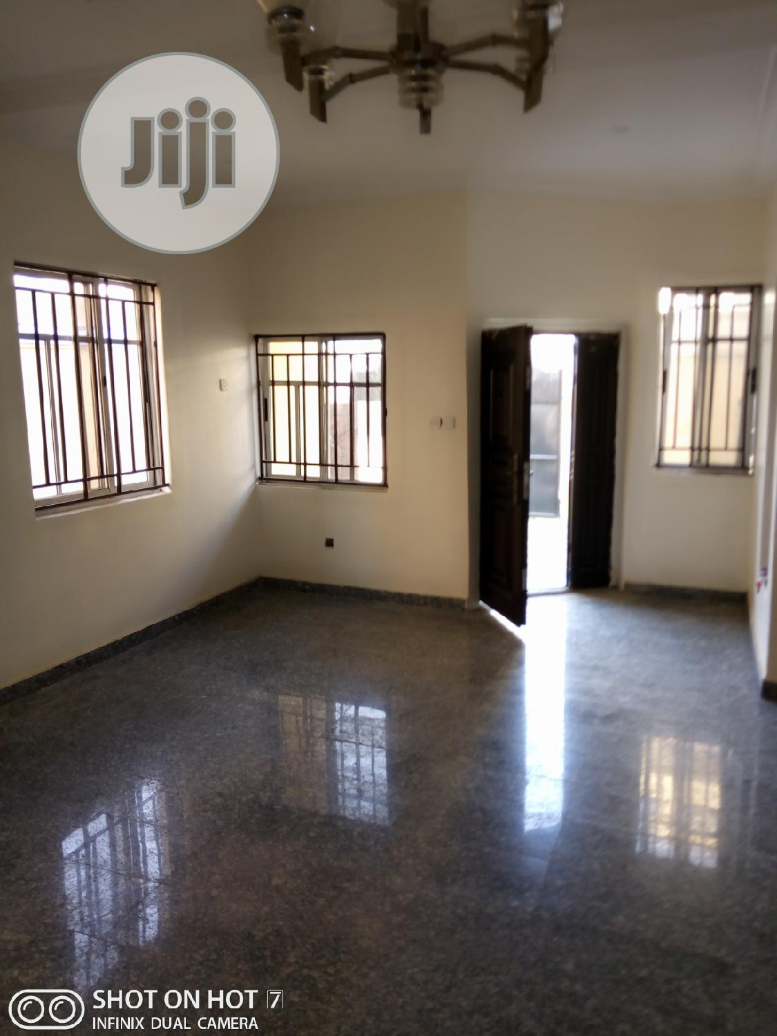 Archive: 3 Bedroom Semi Detached Duplex With Room Bq At Oniru Victoria Island .