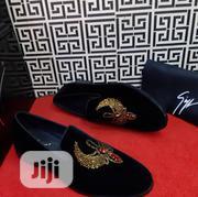 Giuseppe Zanotti Black Velvet Shoes | Shoes for sale in Lagos State, Lagos Island
