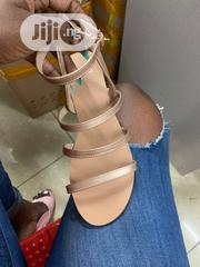 Novo Nude Strap Sandal | Shoes for sale in Lagos State, Alimosho