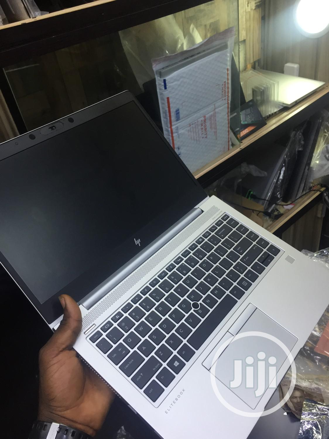Archive: Laptop HP EliteBook 840 G6 16GB Intel Core i7 SSD 256GB