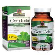 Nature's Answer Gotu Kola 950 Mg - 90 Veg Caps   Vitamins & Supplements for sale in Lagos State, Ipaja