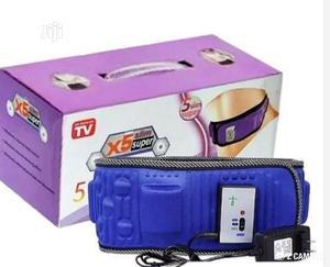 X5 Super Slim Abdomen Fat Burning Vibration Slimming Belt | Tools & Accessories for sale in Lagos State, Mushin