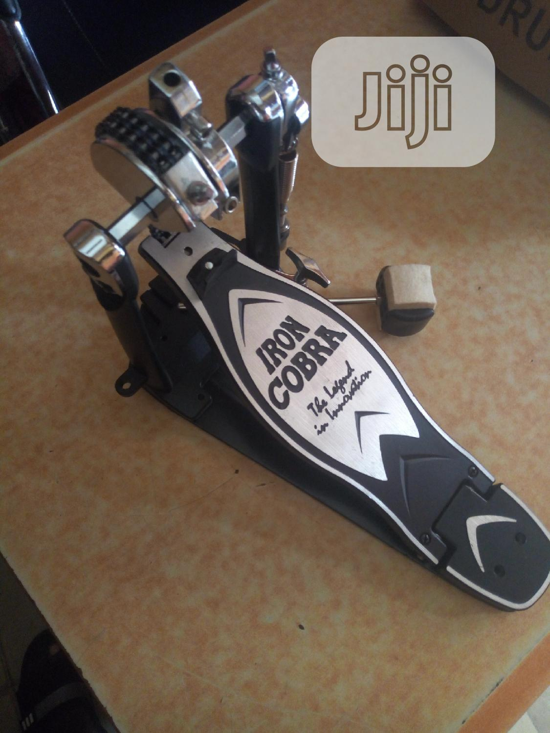 Legend Iron Cobra Drum Pedal, Affordable Now | Musical Instruments & Gear for sale in Ojo, Lagos State, Nigeria