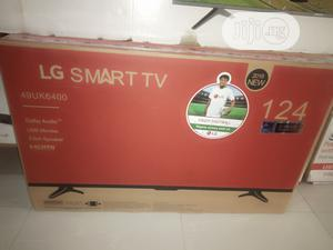 49 Inches LG Smart Tv UHD With 2 Yrs Warranty Made in Korea | TV & DVD Equipment for sale in Lagos State, Ojo