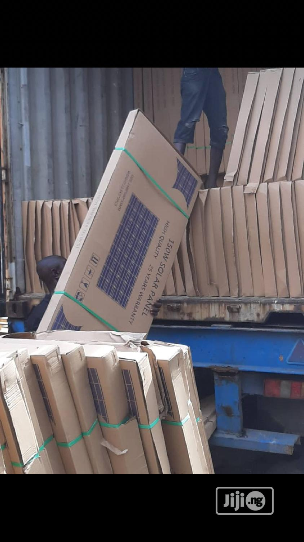 150watts Solar Panel Light