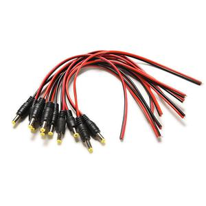 DC Power Pigtail Cable Connector Male - (10 Pieces) | Accessories & Supplies for Electronics for sale in Lagos State, Yaba