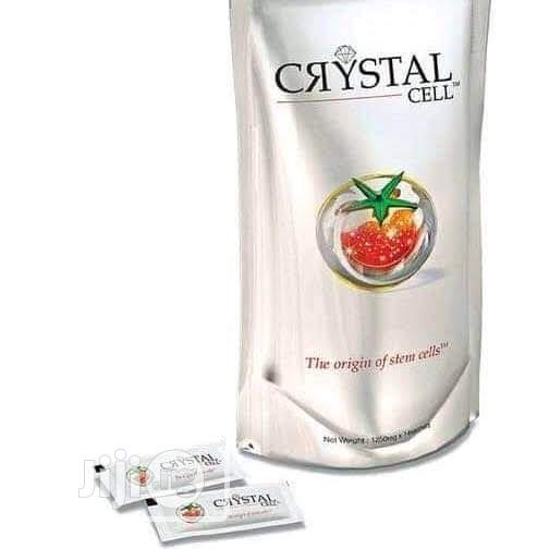 CRYSTAL CELL –For Cancer of All Types Every Dreaded Disease