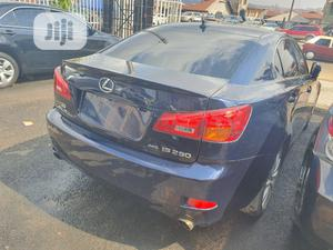 Lexus IS 2008 350 Blue   Cars for sale in Oyo State, Ibadan