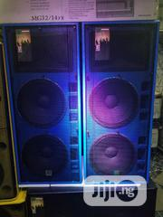 Sound Prince 215 Double Acoustic Speaker | Audio & Music Equipment for sale in Lagos State, Ojo
