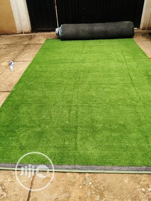 New & High Quality Artificial Green Grass Carpet Turf.   Garden for sale in Lagos State, Ikeja